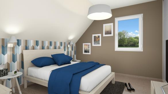 Maison+Terrain à vendre .(103 m²)(SEPPOIS LE BAS) avec (LES MAISONS D'AUGUSTE)