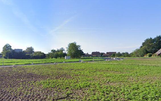 Terrain à vendre .(691 m²)(MERXHEIM) avec (LES MAISONS D'AUGUSTE)