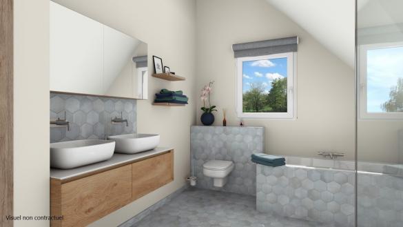 Maison+Terrain à vendre .(116 m²)(ROUFFACH) avec (LES MAISONS D'AUGUSTE)