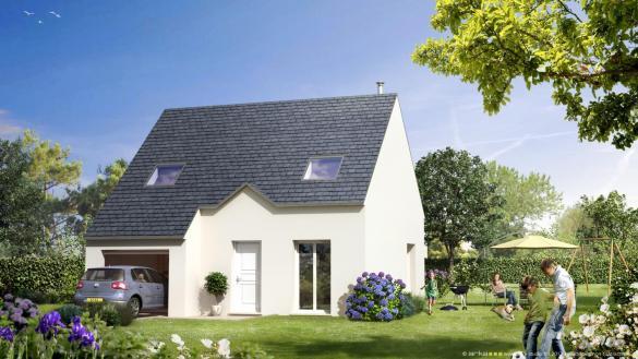 Maison à vendre .(105 m²)(ZILLISHEIM) avec (MIKIT)