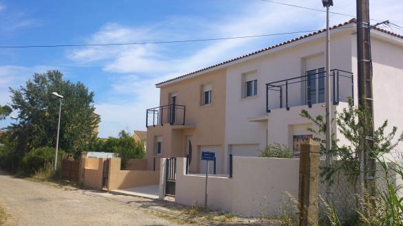 Maison à vendre .(90 m²)(VALRAS PLAGE) avec (CAP CONSTRUCTION)