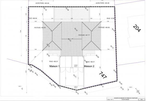Maison à vendre .(91 m²)(BEZIERS) avec (CAP CONSTRUCTION)