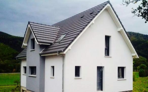 Maison+Terrain à vendre .(120 m²)(ESSERT) avec (MIKIT)
