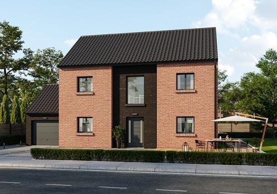 Maison+Terrain à vendre .(155 m²)(CAMBRAI) avec (MAISONS FRANCE CONFORT)