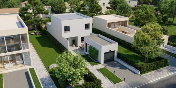 Maison+Terrain à vendre .(110 m²)(THUN L'EVEQUE) avec (MAISONS FRANCE CONFORT)