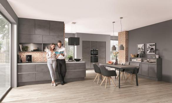 Maison+Terrain à vendre .(150 m²)(VANDRIMARE) avec (HABITAT CONCEPT BOOS)