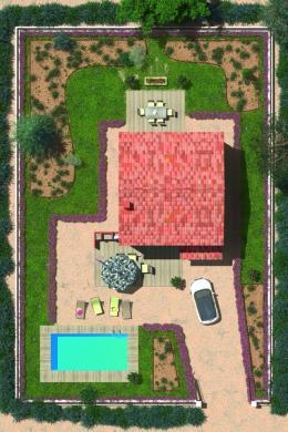 Maison+Terrain à vendre .(83 m²)(ORNAISONS) avec (MAISONS DE MANON)