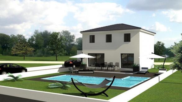 Terrain à vendre .(600 m²)(MARSEILLE 9E) avec (VILLAS PRISME)