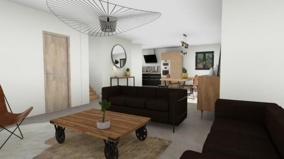 Maison à vendre .(120 m²)(GREASQUE) avec (VILLAS PRISME)