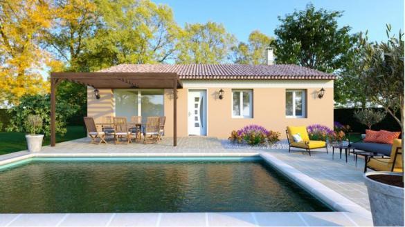 Maison à vendre .(90 m²)(BRIGNOLES) avec (VILLAS PRISME)