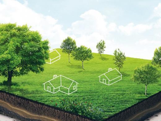 Terrain à vendre .(378 m²)(MIMIZAN) avec (PROMOTION PICHET)