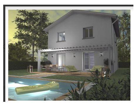 Maison à vendre .(110 m²)(MOIRANS) avec (MAISON IDEALE 38)