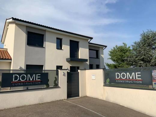 Maison+Terrain à vendre .(115 m²)(BRON) avec (DOME CONSTRUCTION)