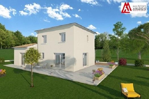 Maison+Terrain à vendre .(102 m²)(LIVRON SUR DROME) avec (MAISONS ARLOGIS VALENCE)