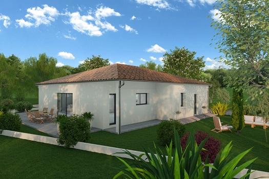 Maison+Terrain à vendre .(95 m²)(ALLEX) avec (MAISONS ARLOGIS VALENCE)