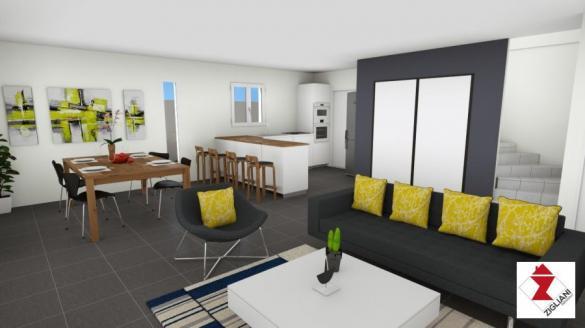 Maison à vendre .(90 m²)(SAINT MITRE LES REMPARTS) avec (ZIGLIANI BATISSEUR)