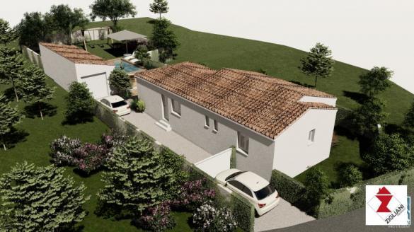 Maison à vendre .(88 m²)(SOMMIERES) avec (ZIGLIANI BATISSEUR)