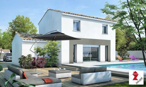 Maison à vendre .(85 m²)(MONTAGNAC) avec (ZIGLIANI BATISSEUR)