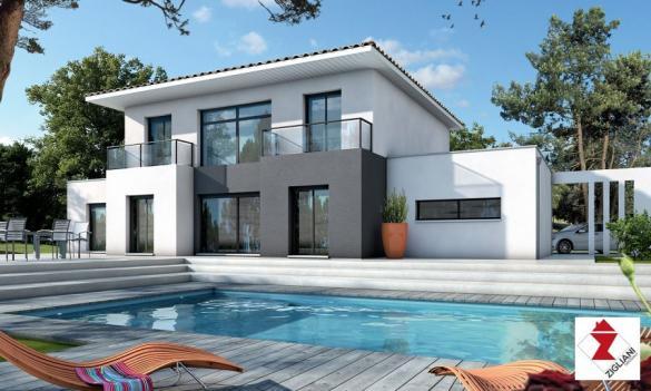 Maison à vendre .(140 m²)(LE TRIADOU) avec (ZIGLIANI BATISSEUR)