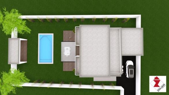 Maison à vendre .(160 m²)(AGDE) avec (ZIGLIANI BATISSEUR)