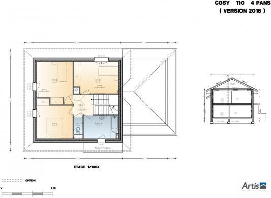 Maison+Terrain à vendre .(110 m²)(MERCURY) avec (ARTIS)