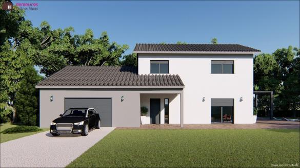 Maison à vendre .(131 m²)(VONNAS) avec (DEMEURES RHONE ALPES)