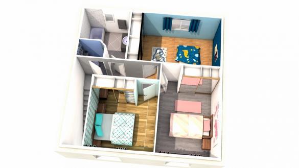 Maison à vendre .(111 m²)(VERIN) avec (DEMEURES RHONE ALPES)