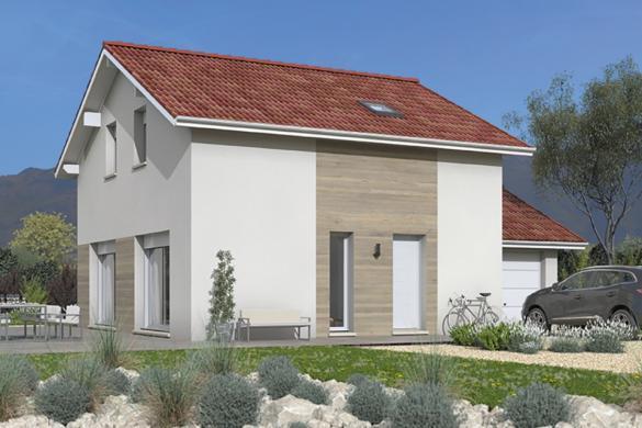Maison+Terrain à vendre .(80 m²)(CHORGES) avec (MAISONS FRANCE CONFORT)