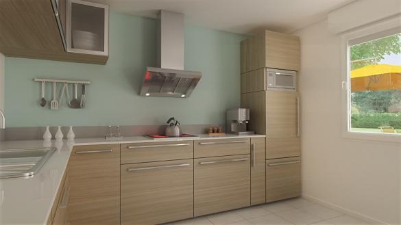 Maison+Terrain à vendre .(105 m²)(LA FERTE SOUS JOUARRE) avec (MAISONS PHENIX)