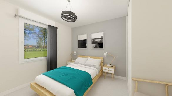 Maison+Terrain à vendre .(106 m²)(CATENOY) avec (MAISONS PHENIX)
