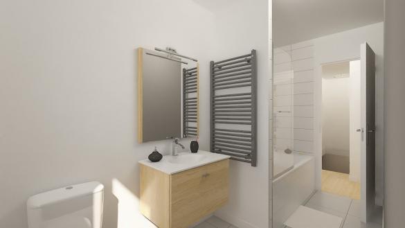 Maison+Terrain à vendre .(106 m²)(CHEVRIERES) avec (MAISONS PHENIX)