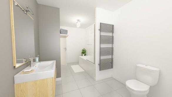 Maison+Terrain à vendre .(116 m²)(MELICOCQ) avec (MAISONS PHENIX)