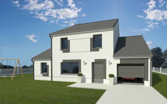 Maison+Terrain à vendre .(131 m²)(CHAMBRY) avec (MAISON FAMILIALE)