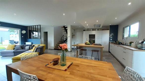 Maison+Terrain à vendre .(144 m²)(SAINT FARGEAU PONTHIERRY) avec (MAISON FAMILIALE)