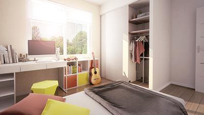 Maison+Terrain à vendre .(103 m²)(COULOMMIERS) avec (MAISON FAMILIALE)
