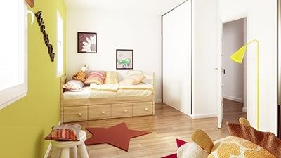 Maison+Terrain à vendre .(84 m²)(MEAUX) avec (MAISON FAMILIALE)