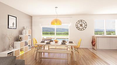 Maison+Terrain à vendre .(90 m²)(DAMPMART) avec (MAISON FAMILIALE)