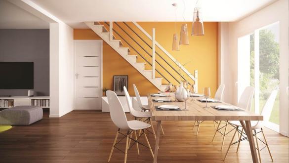 Maison+Terrain à vendre .(128 m²)(SAINT MARTIN DU TERTRE) avec (MAISON FAMILIALE)