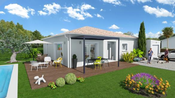 Maison+Terrain à vendre .(116 m²)(VILLEMUR SUR TARN) avec (Maison Familiale Toulouse)