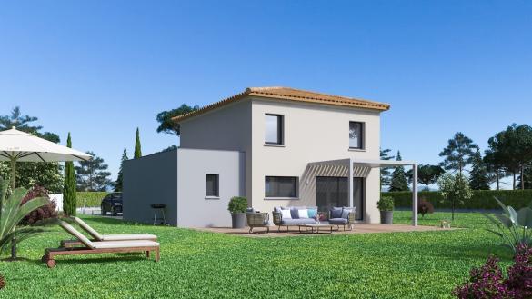 Maison+Terrain à vendre .(108 m²)(MONTCLAR LAURAGAIS) avec (Maison Familiale Toulouse)