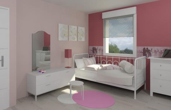 Maison+Terrain à vendre .(109 m²)(NOE) avec (Maison Familiale Toulouse)