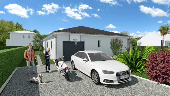 Maison+Terrain à vendre .(114 m²)(VILLEMUR SUR TARN) avec (Maison Familiale Toulouse)