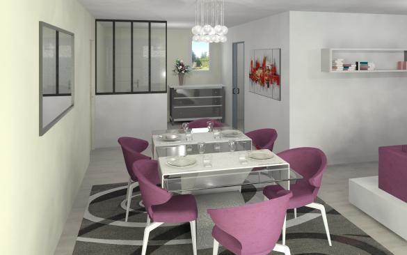 Maison+Terrain à vendre .(116 m²)(GRENADE) avec (Maison Familiale Toulouse)