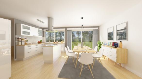 Maison+Terrain à vendre .(115 m²)(RIEUMES) avec (Maisons Phénix Toulouse)