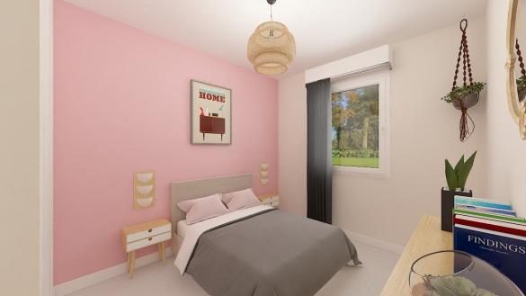 Maison+Terrain à vendre .(97 m²)(MONTAUBAN) avec (Maisons Phénix Toulouse)
