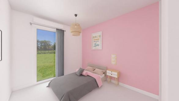 Maison+Terrain à vendre .(98 m²)(GAILLAC) avec (Maisons Phénix Toulouse)
