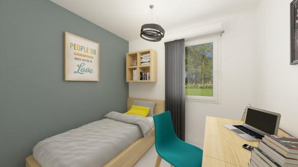 Maison+Terrain à vendre .(115 m²)(GRISOLLES) avec (Maisons Phénix Toulouse)