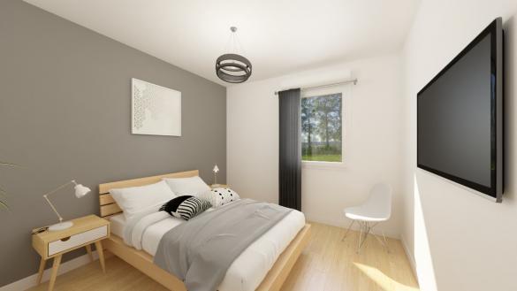 Maison+Terrain à vendre .(137 m²)(PORT D'ENVAUX) avec (Maisons Phenix Royan)