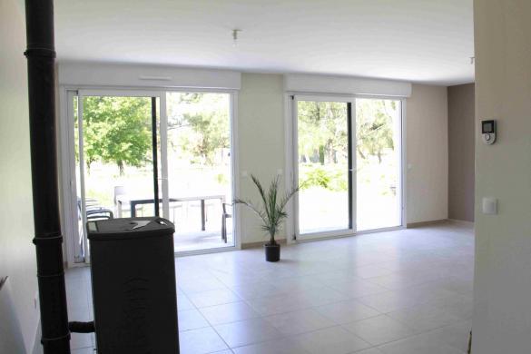 Maison+Terrain à vendre .(108 m²)(LUSSANT) avec (Maisons PHENIX Rochefort)