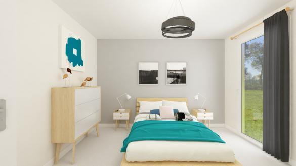 Maison+Terrain à vendre .(110 m²)(ARDILLIERES) avec (Maisons PHENIX Rochefort)
